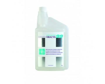 Dento-Viractis 99 desinfectante aspiración
