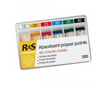 Puntas de papel ISO