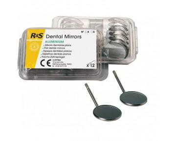 Espejos dentales en acero inoxidable