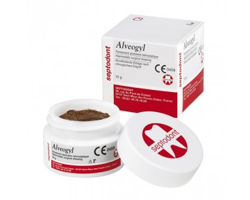 Aposito hermostático Alveogyl
