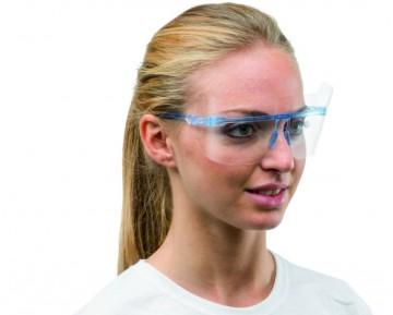 Gafas protectoras de ojos con montura autoclavable