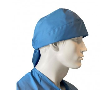 Gorro quirúrgico reutilizable