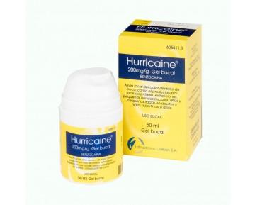Hurricaine Gel (50ML)